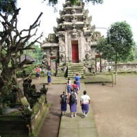ancient bali temple