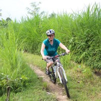 Kelly's rice paddies track