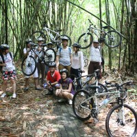 photo session at bamboo forest #1