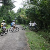 cycling through another village #2
