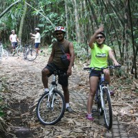 bamboo forest cycling #2