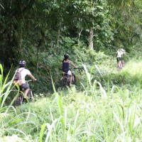 off-roads bali cycling routes