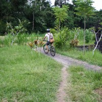 cycling at pura tamanbali