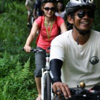 Off-roads bali cycling tracks #2