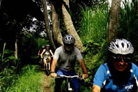 Bali's off the beaten track cycling routes photos #1