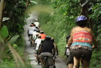 Bali's off the beaten track cycling routes photos #3