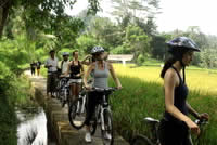 Bali's off the beaten track cycling routes photos #8