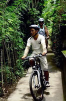 Bali's off the beaten track cycling routes photos #10