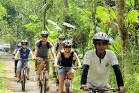 Bali's off the beaten track cycling routes photos #11