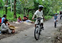 Bali's off the beaten track cycling routes photos #13