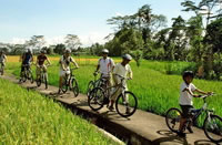 Bali's off the beaten track cycling routes photos #14