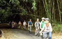 Bali's off the beaten track cycling routes photos #15