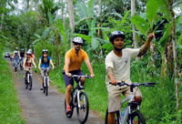 Bali's off the beaten track cycling routes photos #17