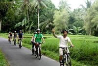 Bali's off the beaten track cycling routes photos #18