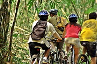 Bali's off the beaten track cycling routes photos #24