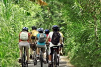 Bali's off the beaten track cycling routes photos #27