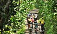 Bali's off the beaten track cycling routes photos #28