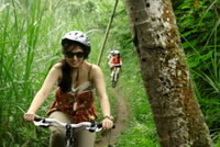 Bali's off the beaten track cycling routes photos #20