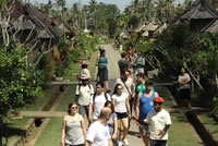 penglipuran bali traditional village photos #02