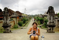 penglipuran bali traditional village photos #14