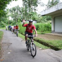 Bali Bike tour with Tim