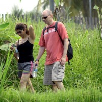 rice field trekking photo #15