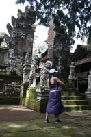 Visiting Kehen temple Bali photos #03