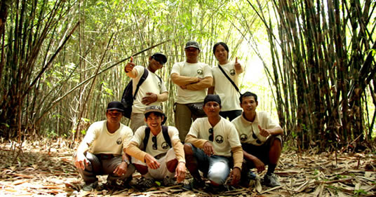 crew - bamboo forest