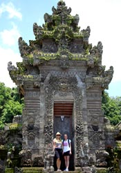 penataran temple at penglipuran