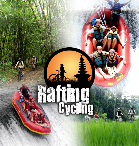 Rafting + Cycling Tour