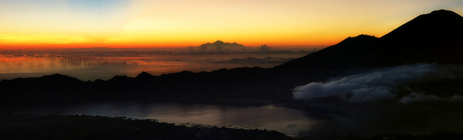 Mount Batur Sunrise Trekking Hiking Tour
