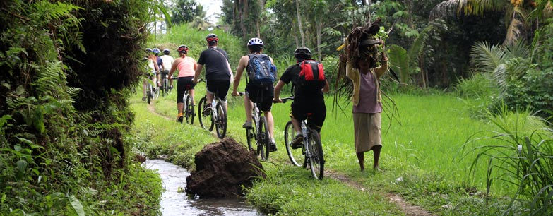 bali cycling secret back roads