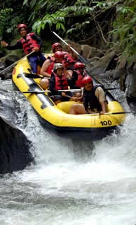 real rafting adventure